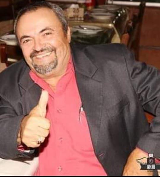 Edson Cabral radialista, locutor e apresentador