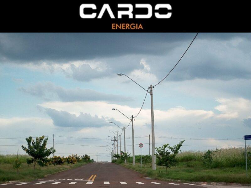 Cardo Energia Redes Eletricas Mogi Mirim/SP