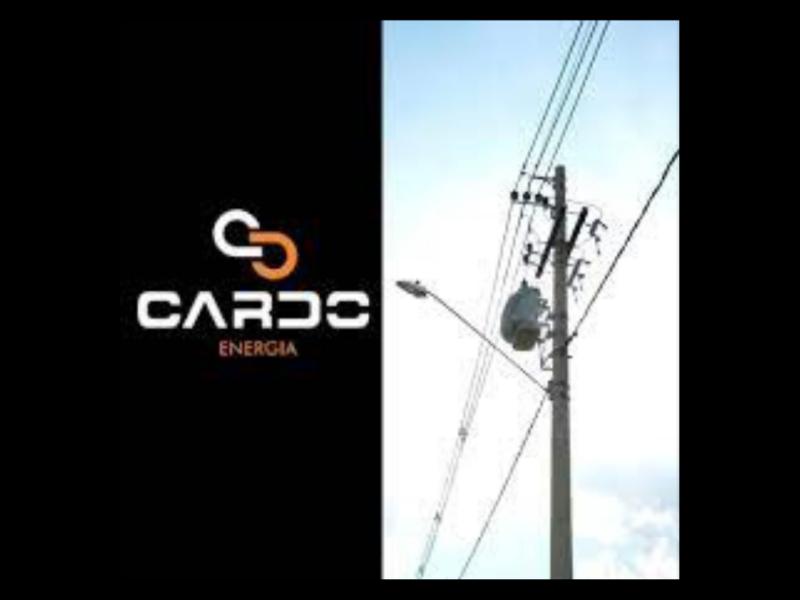 Cardo Energia Redes Elétricas Mogi Mirim/SP