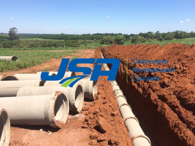 JSA Construtora, Pavimentadora e Concreto