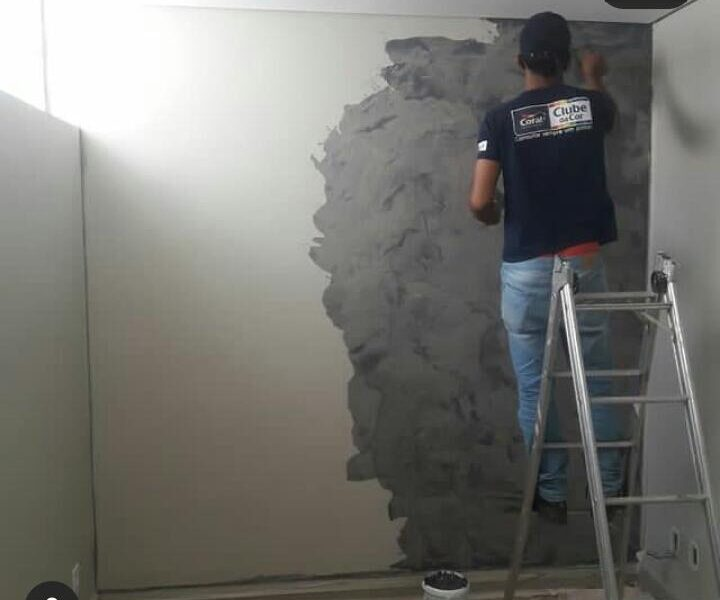 Pinturas em residencia, comercio e indústria