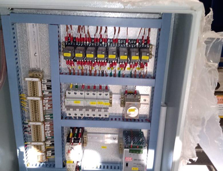 Montagens de quadros elétricos