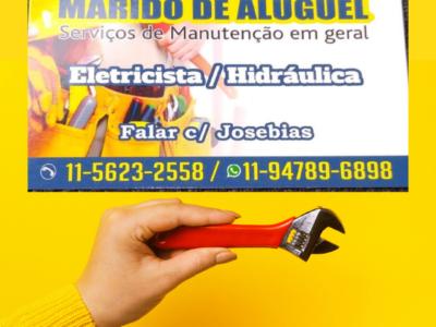 Encanador e eletricista em São Paulo