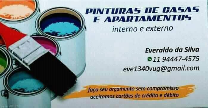 Pinturas Eve Art em Guarulhos/SP