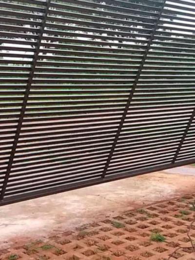 Portão eletronico