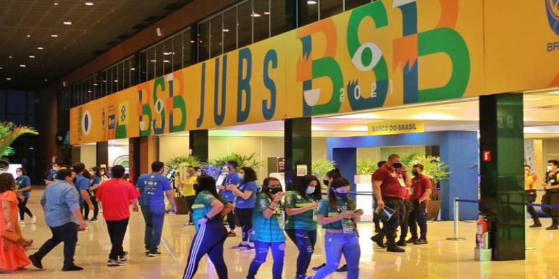 Atletas participam dos Jogos Universitários Brasileiros até o dia 18, em Brasília — Português (Brasil)
