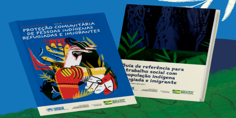 Governo Federal divulga orientações para garantir qualidade no acolhimento a indígenas venezuelanos — Português (Brasil)